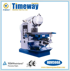 Fresadora / Heavy Duty Vertical Milling Machine (HDV) pictures & photos