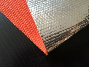 Aluminum Foil Fiberglass Fabric pictures & photos