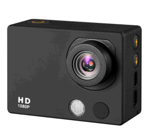 1080P 50m Waterproof Touch Screen Action Camera for Outdoor