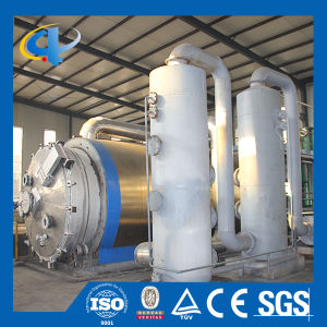 China High Quality Waste Plastic Convert to Oil Pyrolysis Plant