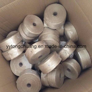 Heat Treated Texturized Fiberglass Woven Insulation Tape pictures & photos