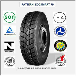 All Steel Radial Truck & Bus Tires 315/80r22.5 (ECOSMART 81) pictures & photos