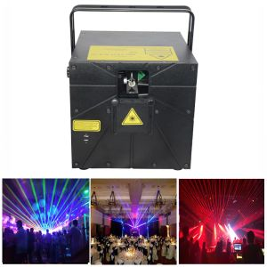 RGB 8W Laser Show Stage Lighting (GA-635-RGB8000) pictures & photos