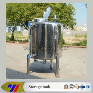 300L Juice Storage Tank/ Buffer Tank pictures & photos