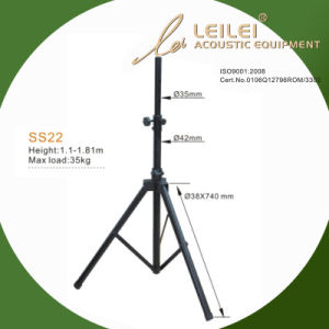 Adjustable Speaker Base Floor Stand (SS22) pictures & photos