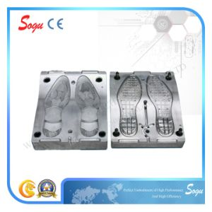 Two-Times Type Injection Shoe Outsole Tr Mould pictures & photos