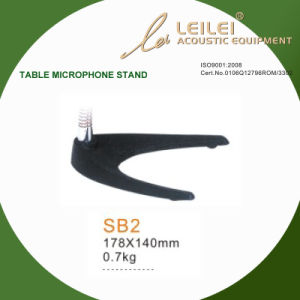 Ajustable Table Microphone Stand Base (SB2) pictures & photos