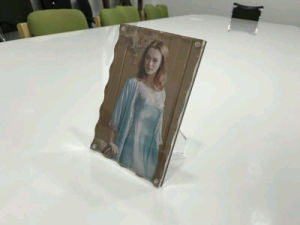 Acrylic Photo Frame, Picture Display