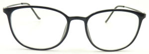 R17027 Big Frame Glasses, Metal Temple Reading Glasses pictures & photos