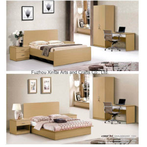 Chinese Luxury Single Room Moder Wooden Hotel Furniture