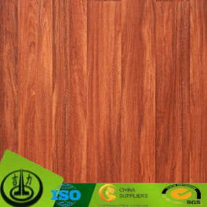 Wood Grain Laminated Paper as Decoration Paper for Floor