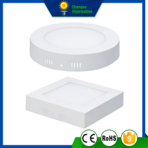 6W Round Surface Ceiling LED Panel