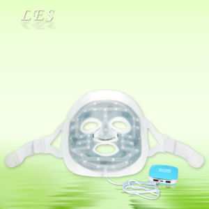 3 Color LED Facial Mask/ LED Mask for Skin Care and Acne Treatment