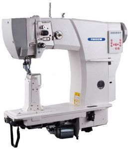 Roller Feed Post Bed Heavy Duty Sewing Machine pictures & photos