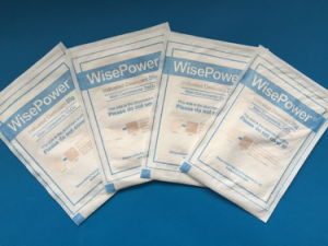 Wisepower 25G Small Package Calcium Chloride Desiccant pictures & photos