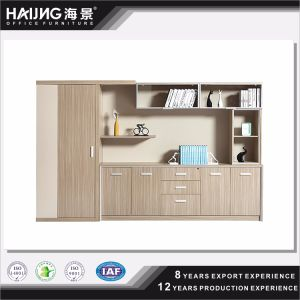 Simple and Elegant Latest Customized Office Book Cabinet Design