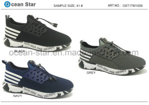 High Quality Confort Sports New Design Man Shoes pictures & photos
