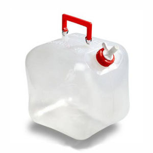 Plastic 20L Collapsible Water Container pictures & photos