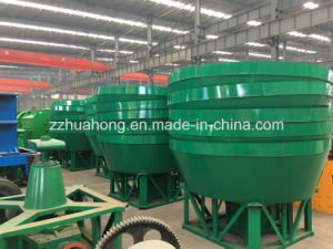 Wet Pan Mill, Gold Grinding Machine, Grinding Mill pictures & photos