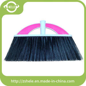 2 in 1 Fashion Plastic Sweeping Broom