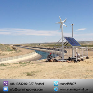 Factory Supply of Wind Solar Hybrid System for Camera