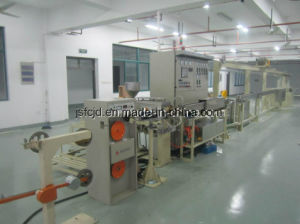 FC-35 High Temperature FEP, Fpa, Core Wire and Cable Wire Extruder pictures & photos