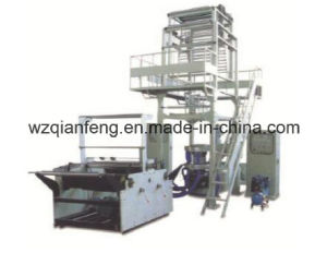 Double-Layer Extruder Film Blowing Machinery pictures & photos