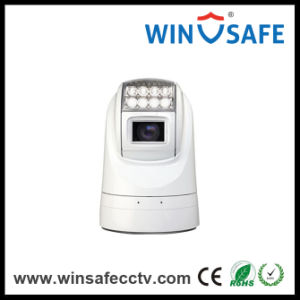 HD Vehicle Weather-Proof Security IR PTZ Dome Camera pictures & photos