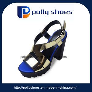 Women Casual Shoes High Heel Fashion Sandal pictures & photos