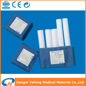 Medical Consumables High Quality Cotton Gauze Rolled Bandage pictures & photos