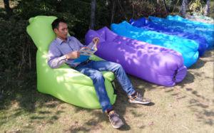 Por Lazy Bag Sofa Inflatable Hammock Air Bean Chair M135