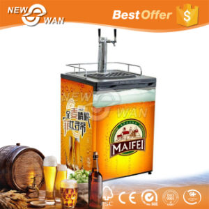 High Quality Beer Refrigerator (Beer Dispenser) with Keg pictures & photos