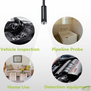 Wireless WiFi Endoscope Camera Pipe Inspection Camera for Mobile Phones. Mini Wireless Endoscope Camera 8mm pictures & photos