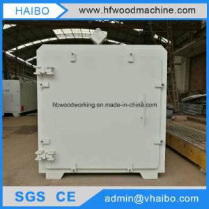 10 Cbm Capacity Fast Drying Hf Vacuum Dryer Machine