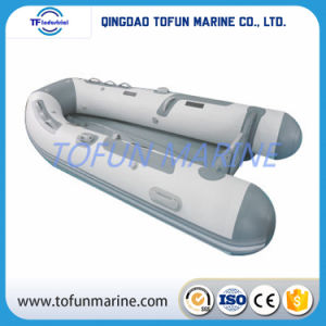 PVC/Hypalon Inflatable Boat with Air Mat Floor (TF-AM)
