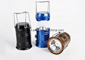 Brightest High Lumen USB Solar Rechargeable Camping Lantern pictures & photos
