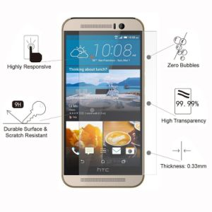 Tempered Glass/ Screen Protector for HTC U Ultra One M10 /M9 / M8/ M7 /X9/ A9/E9 pictures & photos