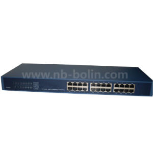 24-Port 10/100Mbps Intelligent Network Switch