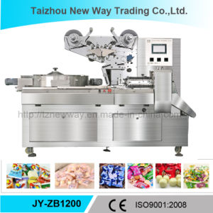 Candy/Chocolate Food Packaging Machine