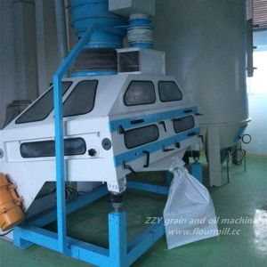 Small Scale Flour Mill Machinery /Wheat Flour Manufacturing Process pictures & photos