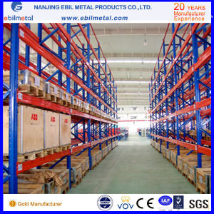 Best Quality -Ebilmetal Made Selective Warehouse Automatic Pallet Racking System Rack pictures & photos