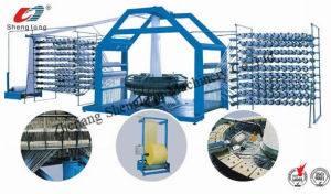 Four Shuttles Plastic Circular Loom for PP Woven Bag (SL-SC-4/750) pictures & photos
