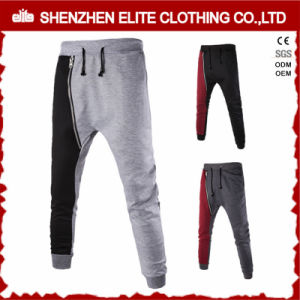Wholesale Custom Logo Fashion Men′s Cotton Joggers (ELTJI-33) pictures & photos