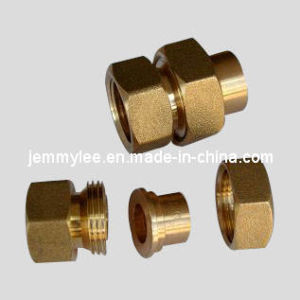 Bronze Fitting Flat FxC Connector pictures & photos