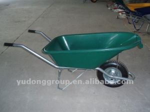 Plastic Tray Wheelbarrow Wb5600 pictures & photos