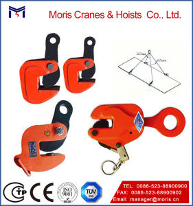 Vertical and Horizontal to Plate Lifting Clamp pictures & photos