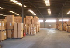 Shipping Agent for LCL Warehouse