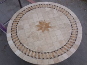 Floor Marble Medallion (AF-MM33)