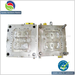 Custom Auto Parts Mold Process, Cheap Price Plastic Injection Molding pictures & photos