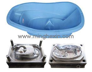 Plastic Basin Mould with ISO SGS
